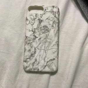 marble iphone 7/8 plus case